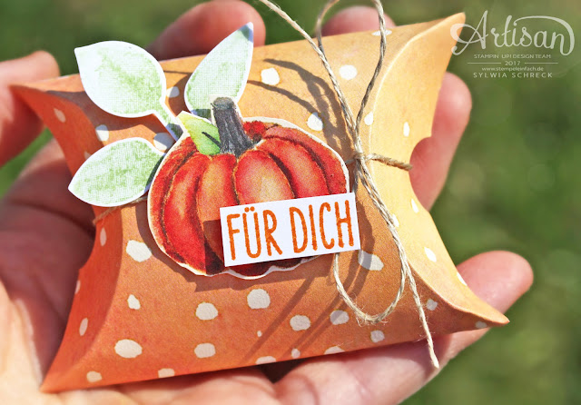 Herbstimpressionen-Stampin up
