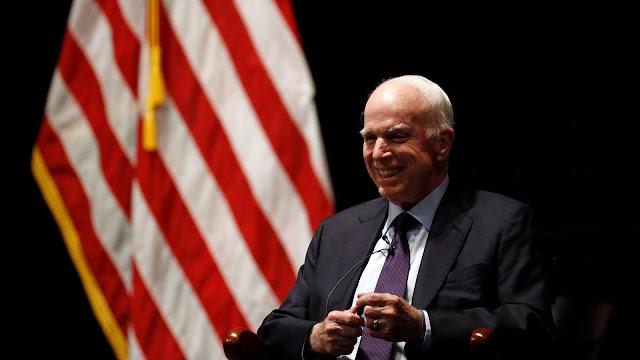 John McCain dan Seni Menerima Kenyataan dari Negeri Paman Sam