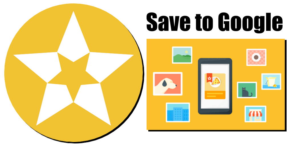 google save your new home for saved images and links