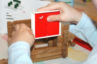 construction en bois pour enfant