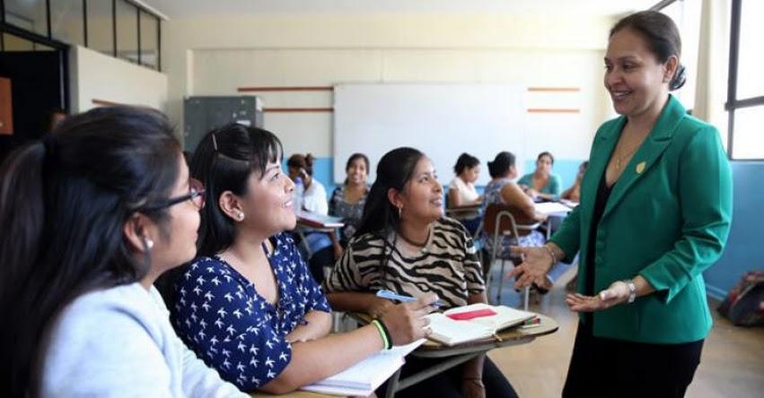 MINEDU: Institutos pedagógicos públicos contratarán a 1200 docentes para este año académico [VIDEO] www.minedu.gob.pe