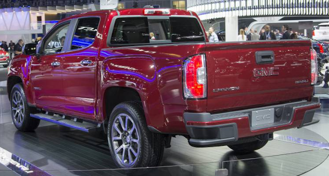 2017 GMC Canyon Denali Performance
