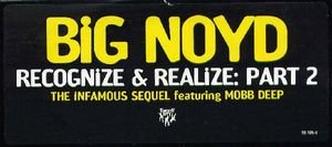 Big Noyd: Recognize & Realize: Part 2 (1996) [VLS] [192kbps]