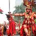 Flashmob Tarian Daerah Membuat Bangga Menjadi Indonesia (Indonesia Is Me 2017)