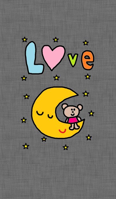 Moon x kumako friends