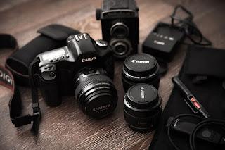 Mengetahui system lensa pada Camera.