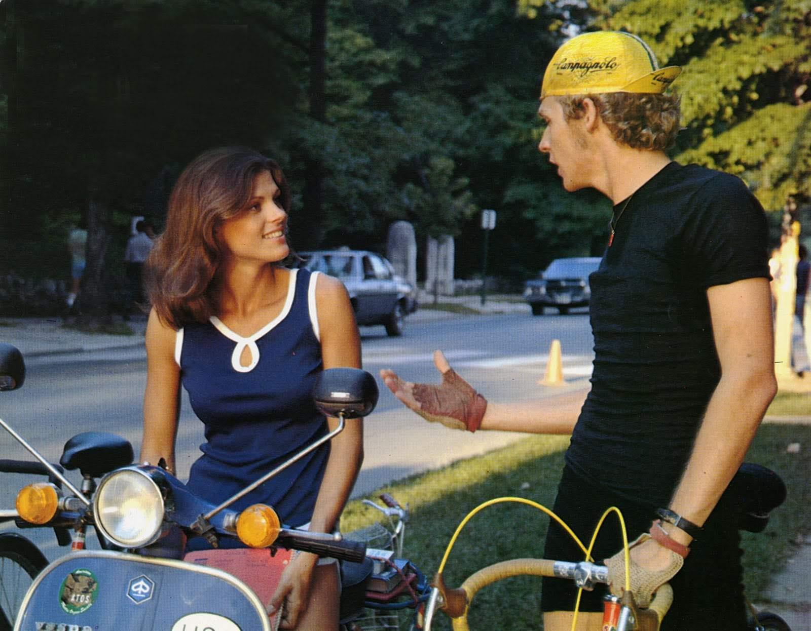 Movie Shopper's Guide - Breaking Away : デニス・クリストファーが自転車好きの青年を演じ、オスカー計5部門ノミネートの青春映画の名作「ヤング・ゼネレーション」の Blu-ray が、新年2019年2月8日に発売 ! !