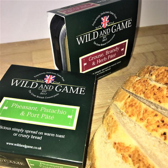 Wild & Game Pâtés