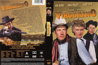 Carátula El Virginiano 1946 (The Virginian)