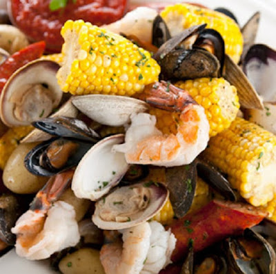 pressure cooker new england style clambake