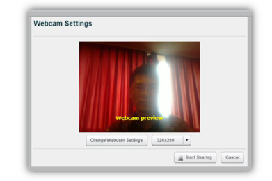 Cara Menggunakan webcam Guru Pembelajar