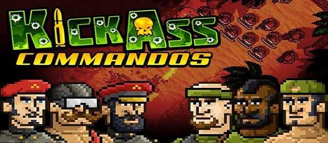 KickAss Commandos Android Apk indir Arcade