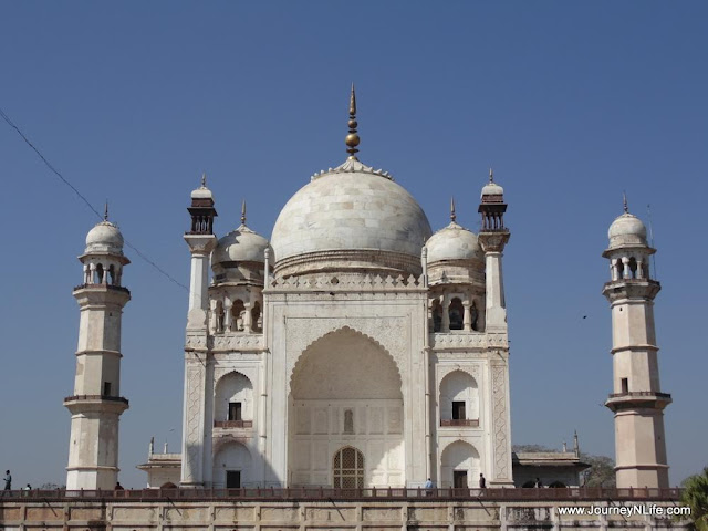 Bibi Ka Maqbara - The Taj of Deccan in Aurangabad