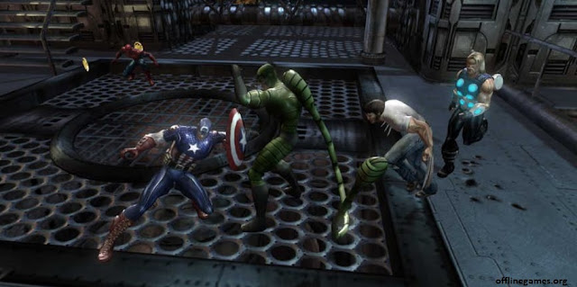 All time Favourite Marvel Games