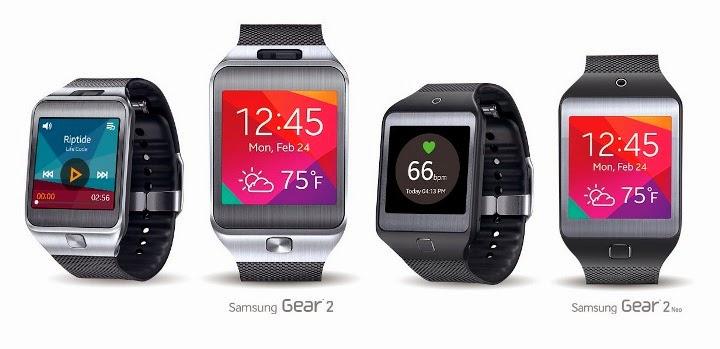 Samsung rilis source code dari Gear 2 dan Gear 2 Neo