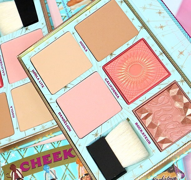 Benefit Cheek Parade - Bronzer & Blush Palette