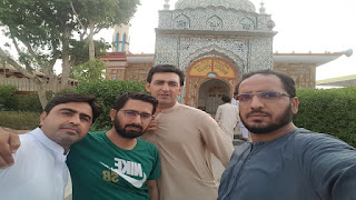Stay at Khairpur in Sindh province - a travelogue in Safar Kahani by Khairullah Aziz