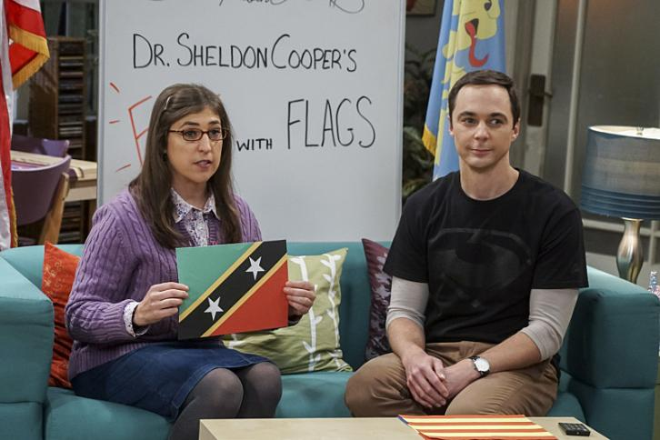 The Big Bang Theory - Episode 10.07 - The Veracity Elasticity - Promotional Photos & Press Release