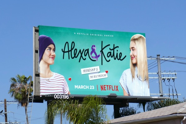 Alexa and Katie season 1 billboard