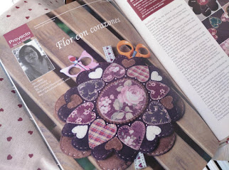 EN LA REVISTA PATCHWORK SECRETS