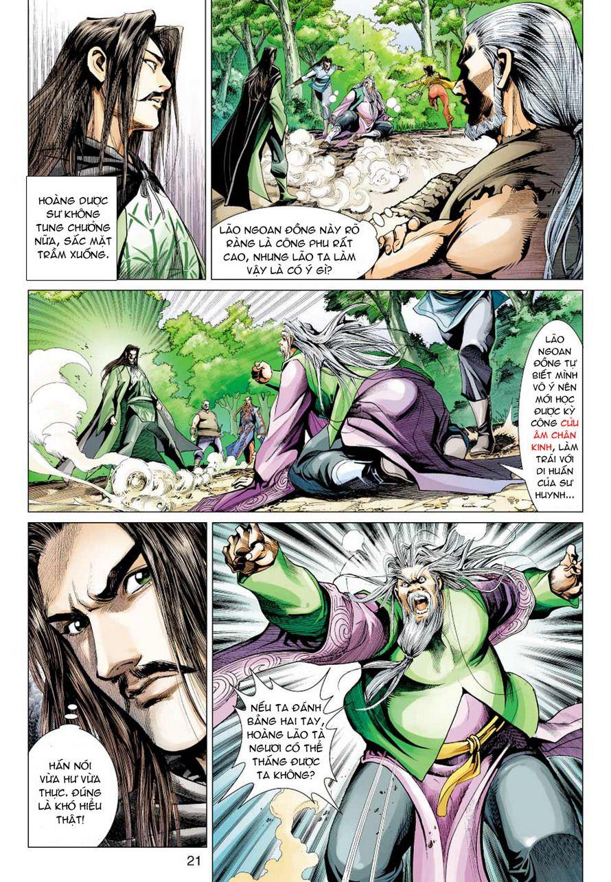 Anh Hùng Xạ Điêu anh hùng xạ đêu chap 49 trang 21
