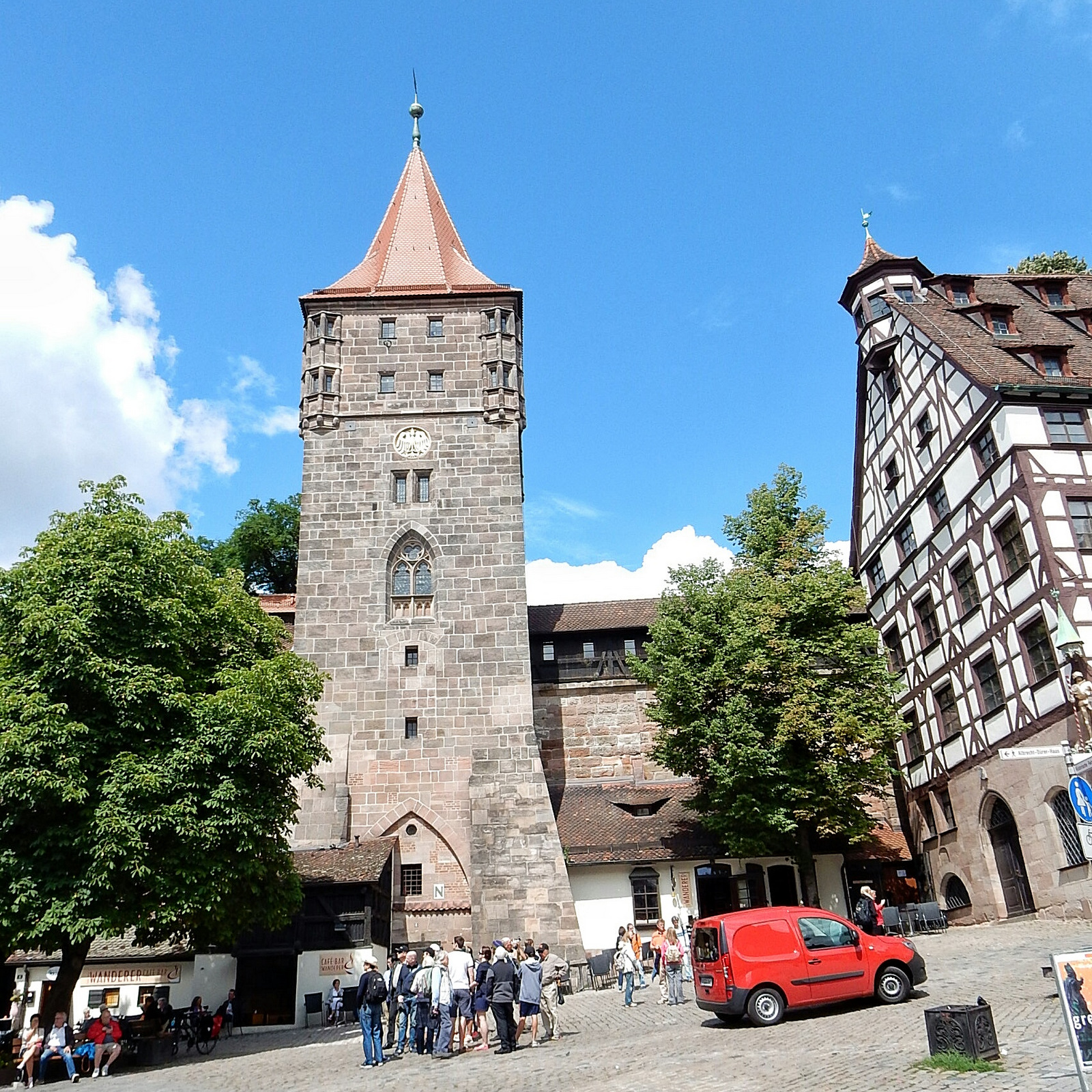Nuremberg day trip from Munich Adventures of a London Kiwi