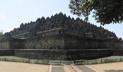 Tiket Masuk Wisata Candi Borobudur Terbaru (Foreigners)