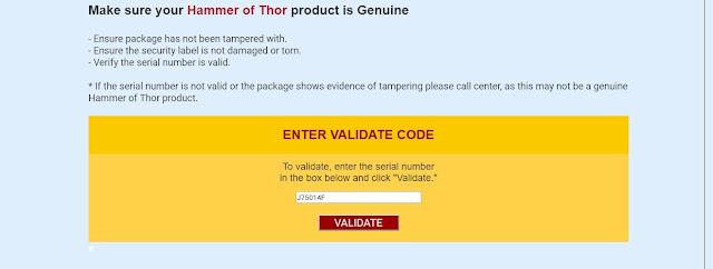 jual hammer of thor asli di bandung jaminan produk