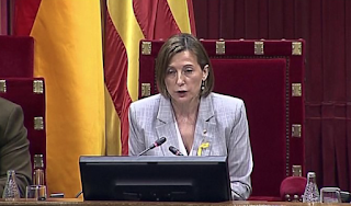 Catalan parliament declares independence from Spain