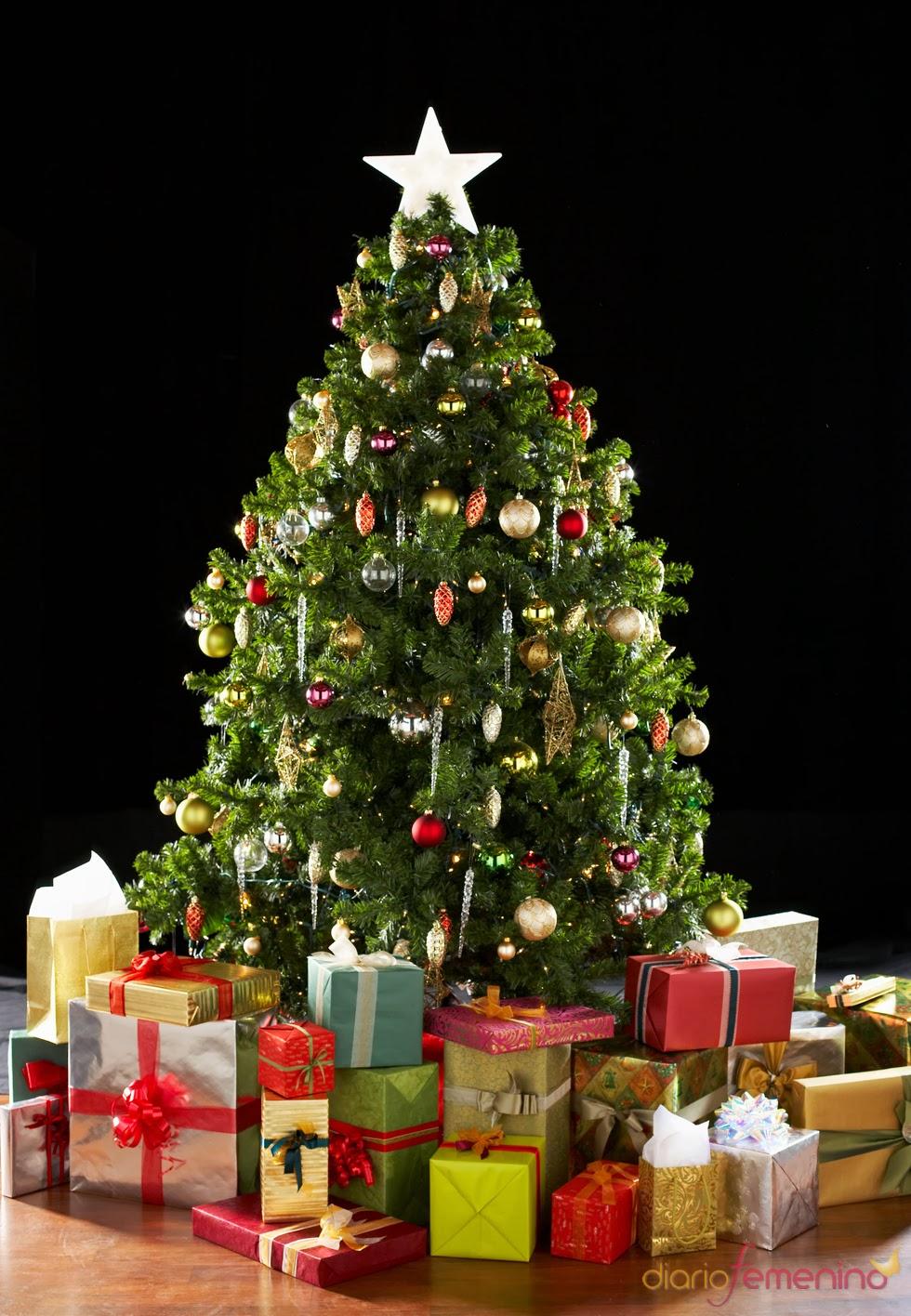 Navidad rbol de navidad - Arboles de navidad pequenos ...