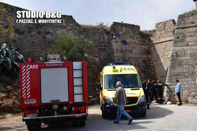 Ναύπλιο: Αναστάτωση για δυο μικρά παιδιά στο Παλαμήδι