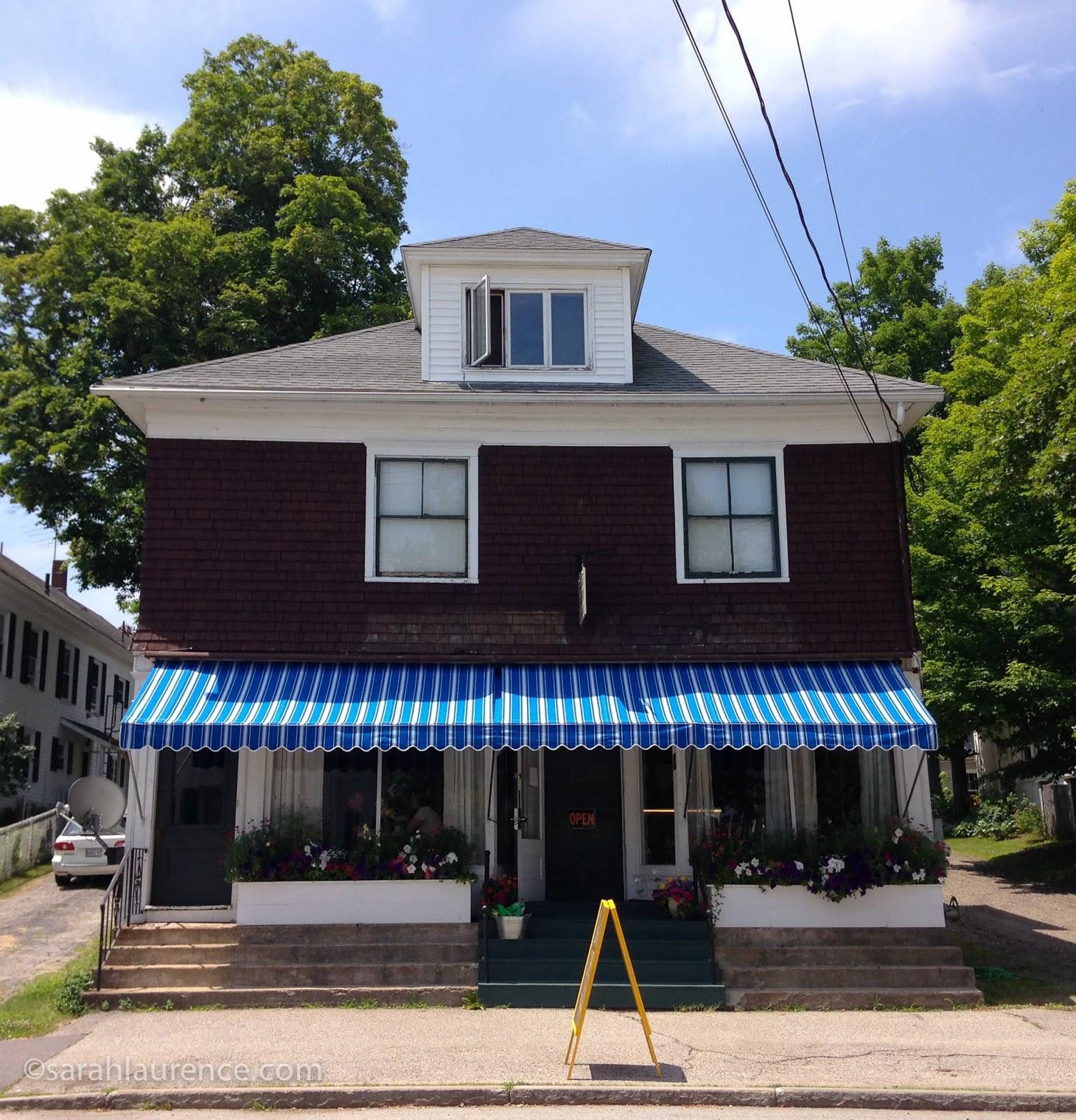 Sarah Laurence: The Union Street Bakery, Brunswick, Maine