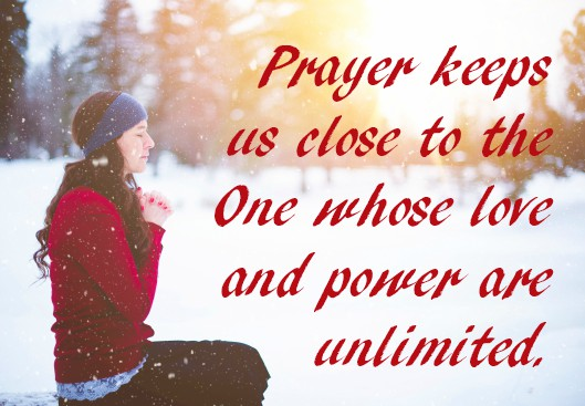 Laura Rath ~ Journey in Faith: Called to Pray