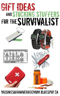 gift guide for the survivalist