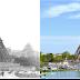 13 Foto historike të monumenteve më të famshme në ndërtim e sipër