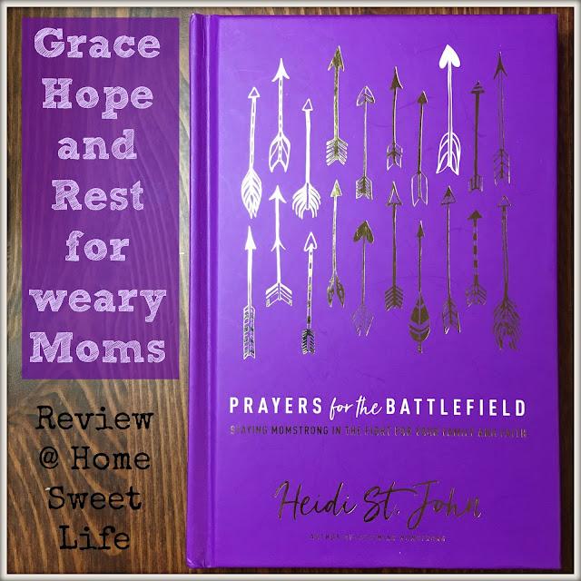 MomStrong, Heidi St John, Tyndale publishers, devotional for moms