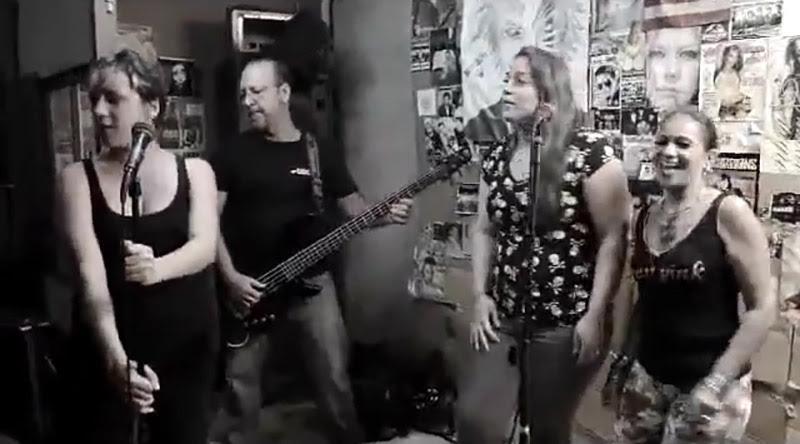Habalama - ¨Killing in the name¨ - Videoclip - Dirección: Pako Espinosa Rossié. Portal Del Vídeo Clip Cubano - 06