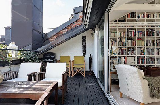 cubiertas de terrazas