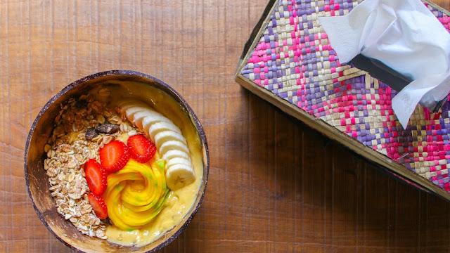 smoothie sade tropical kitchen