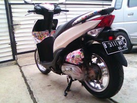 Kumpulan Foto Modifikasi Honda Spacy