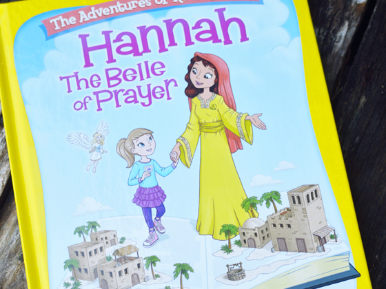 Superhero Girls in the Bible {Bible Belles' The Adventures of Rooney Cruz Review & Giveaway}
