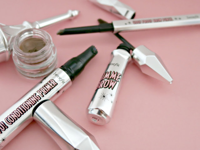 First Impressions: The New Benefit Brow Range