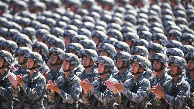 China appoints Han Weiguo as new army commander amid rising tensions