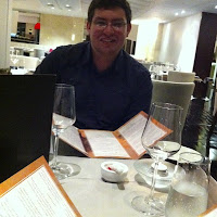 Jesse at JPB Restaurant, Swissotel Sydney - Gluten Free Restaurants Sydney Coeliac Friendly