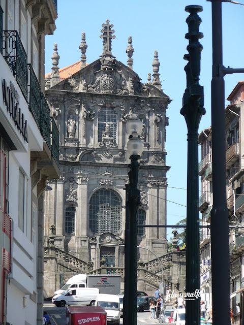 Razones Oporto Clérigos