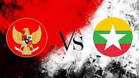 Hasil Skor Indonesia vs Myanmar, 21 Maret 2017