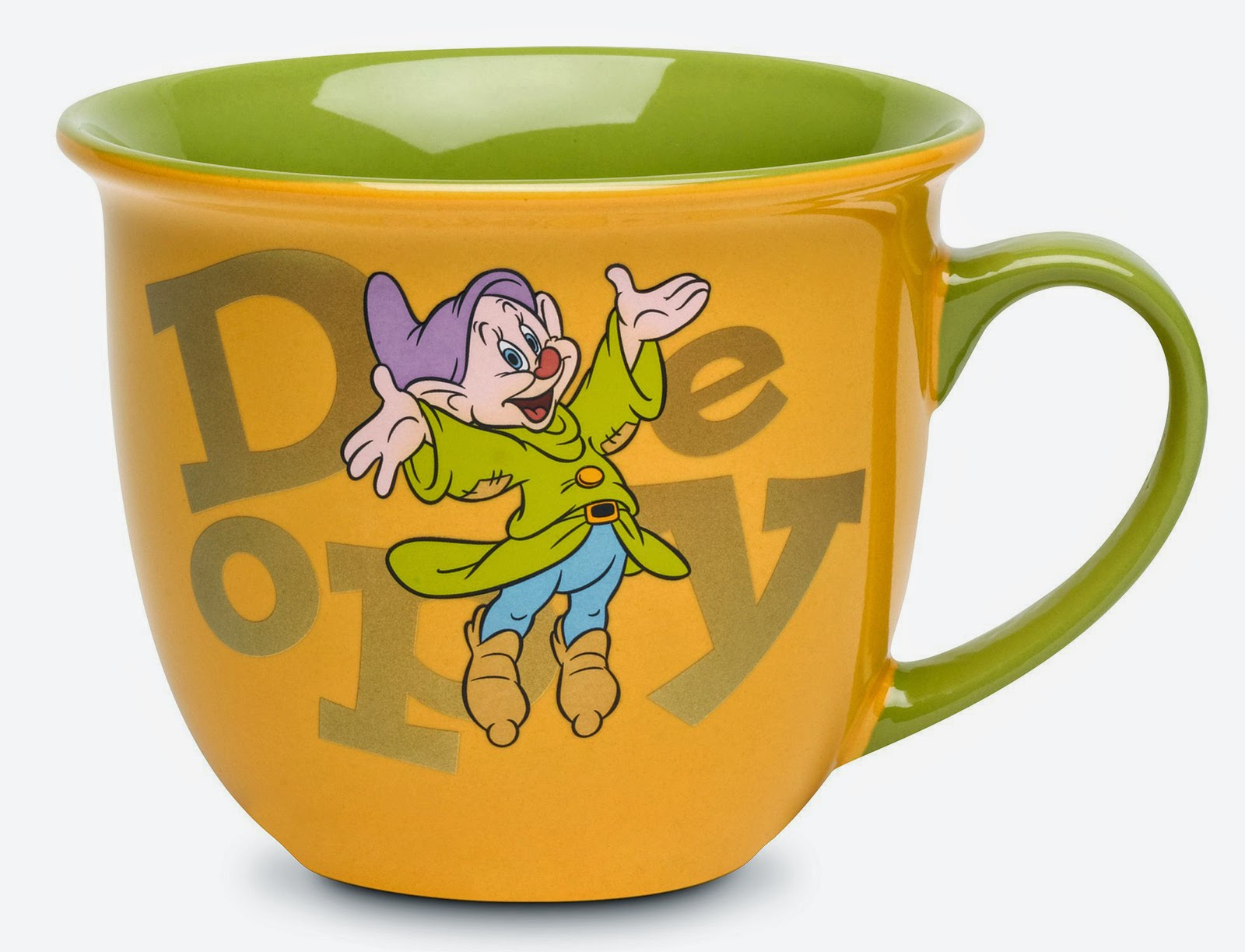 b12dd9a6af Filmic Light - Snow White Archive  2014-15 Dopey Mugs