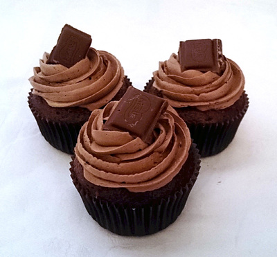 Resepi Milo Cupcake