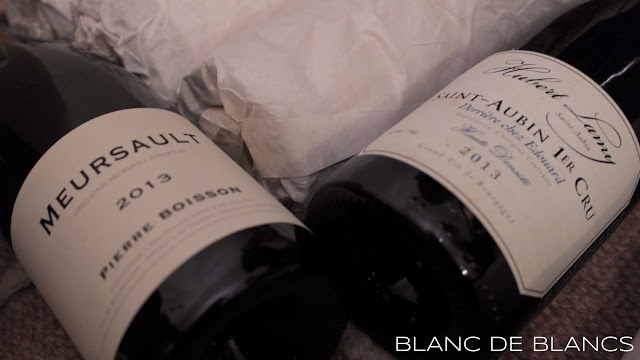 Matkalta tuotuja viinejä - www.blancdeblancs.fi