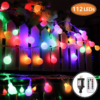 christmas lights globe string lights